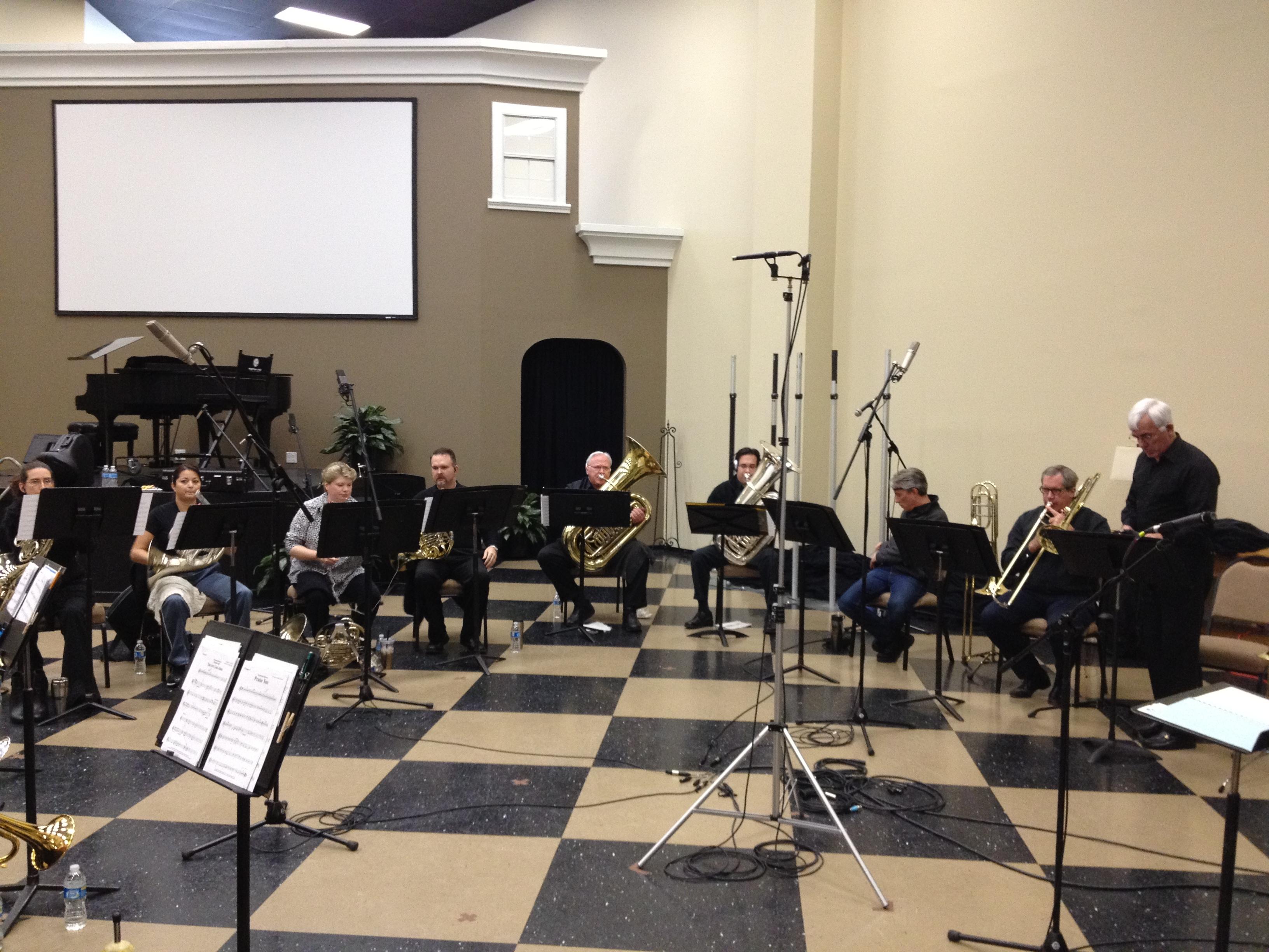 Brass Session