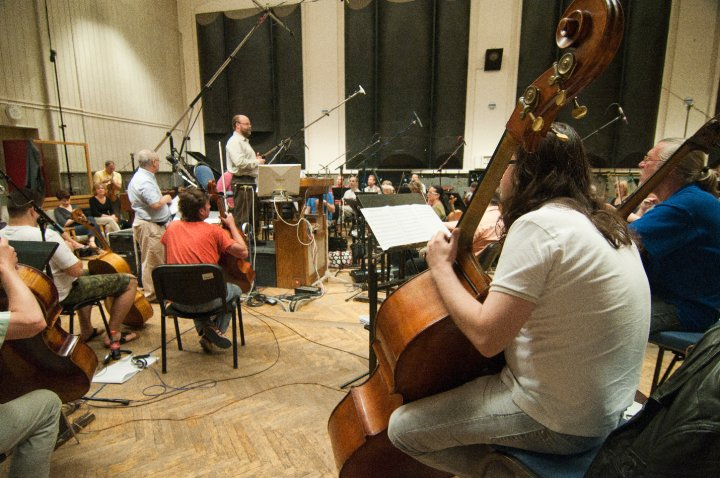 Smecky Studios - Orchestra View