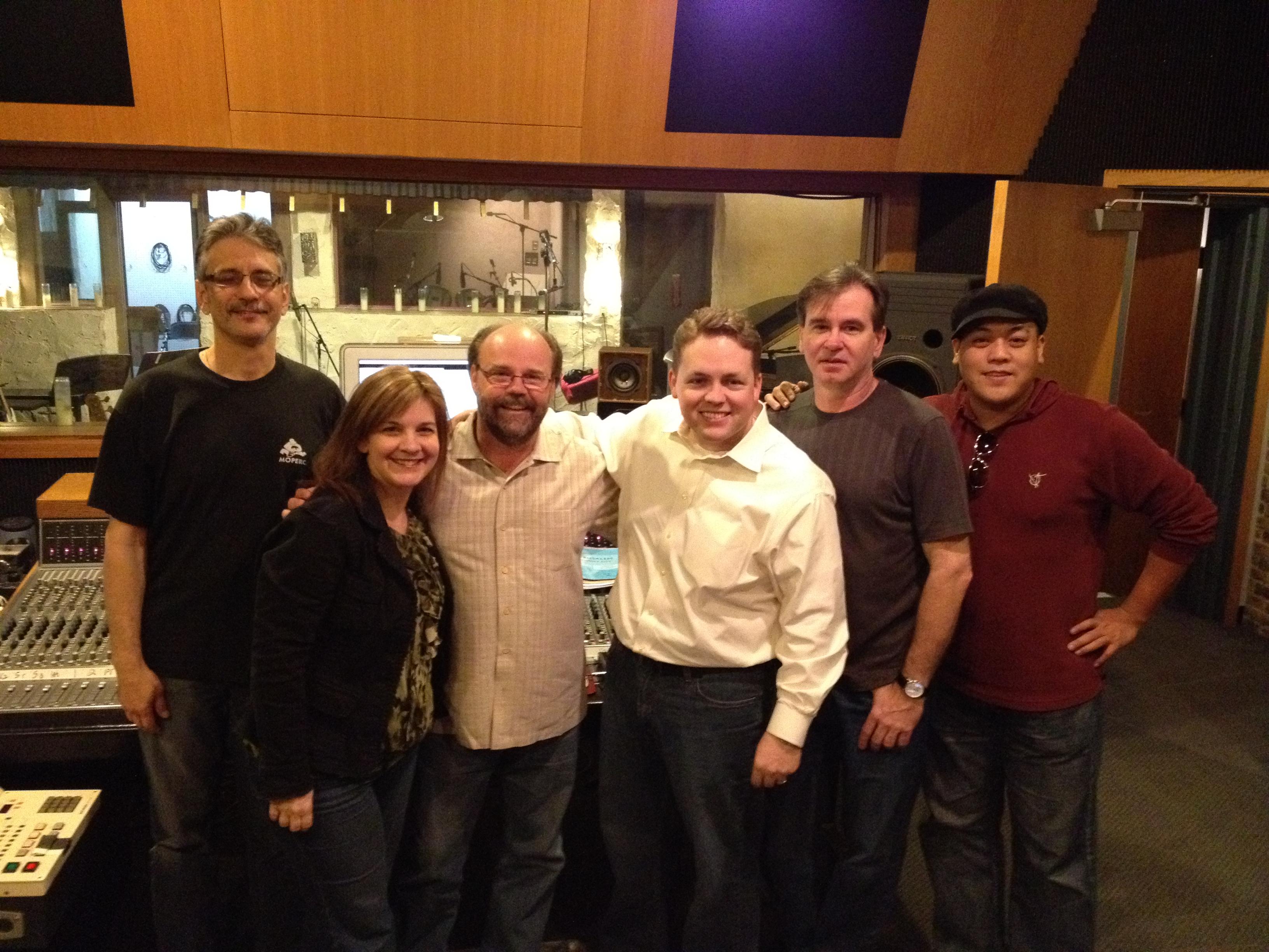 Houston's First Baptist - Rhythm Section with John Bolin
